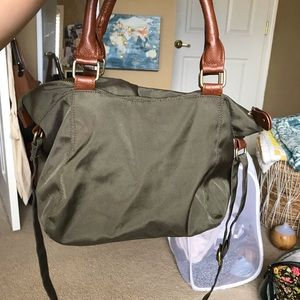 Old Navy Bags - Olive Green Purse from Old Navy